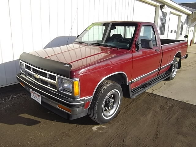 1993 chevrolet s10 for sale in center point ia 3549. Black Bedroom Furniture Sets. Home Design Ideas