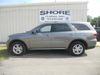 2012 Dodge Durango For Sale In Clarinda Ia Cc03