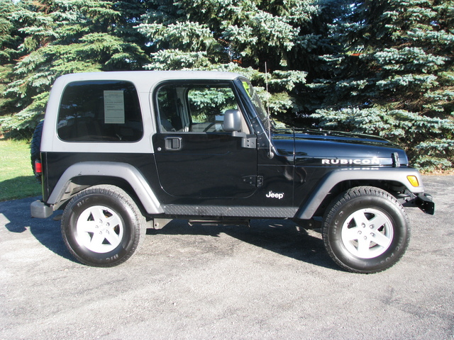 Used Jeeps For Sale In Iowa 2005 Jeep Wrangler for sale in Jefferson,IA