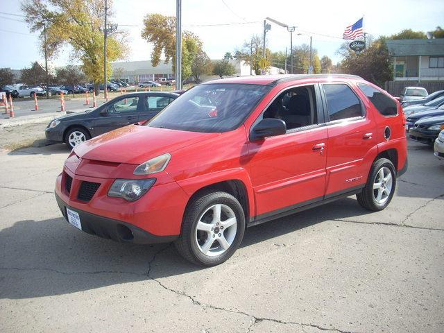 2004 Pontiac Aztek For Sale In Des Moines Ia 548612