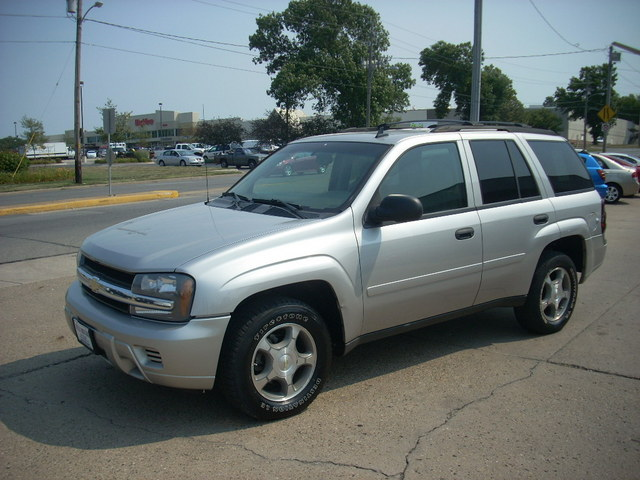 2007 Chevrolet Trailblazer For Sale In Des Moines Ia 113576