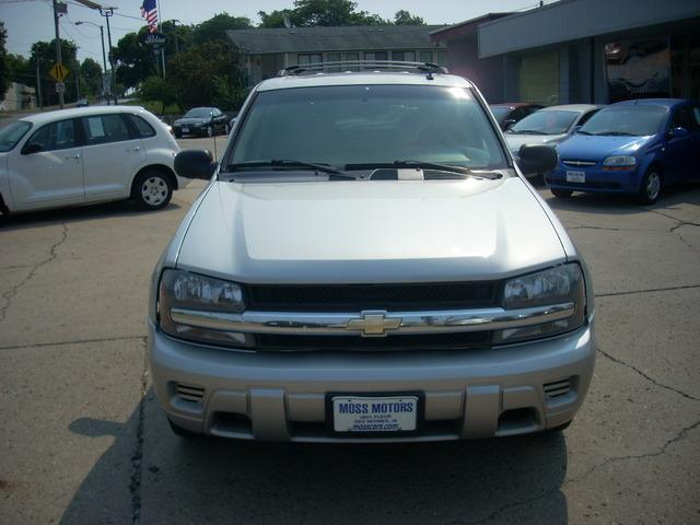 2007 Chevrolet Trailblazer For Sale In Des Moines Ia 113576
