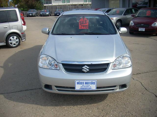 Lexus Des Moines >> 2008 Suzuki Forenza for sale in Des Moines,IA - 877665