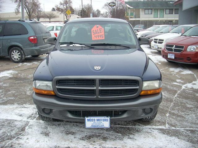 2002 Dodge Dakota For Sale In Des Moines Ia 512899