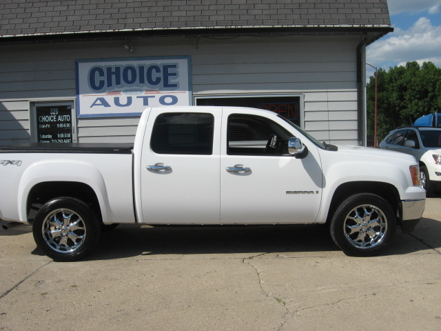 2008 gmc clas sierra 1500 for sale in carroll ia. Black Bedroom Furniture Sets. Home Design Ideas