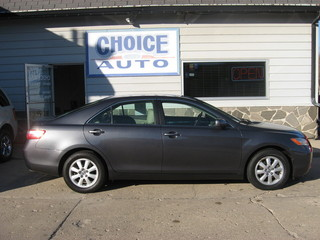 2007 toyota camry for sale in carroll ia. Black Bedroom Furniture Sets. Home Design Ideas