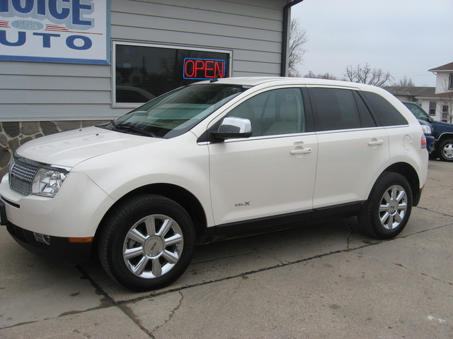 2007 lincoln mkx for sale in carroll ia. Black Bedroom Furniture Sets. Home Design Ideas