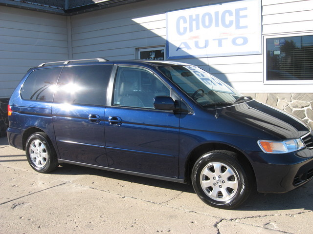 2003 honda odyssey for sale in carroll ia. Black Bedroom Furniture Sets. Home Design Ideas