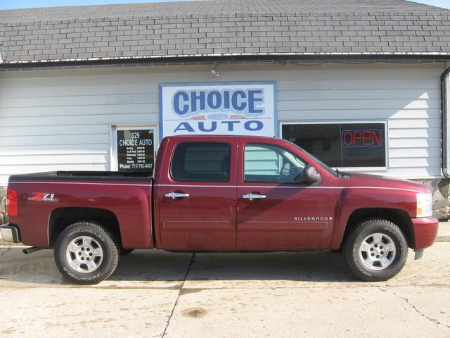 2008 Chevrolet Silverado 1500 For Sale In Carroll Ia