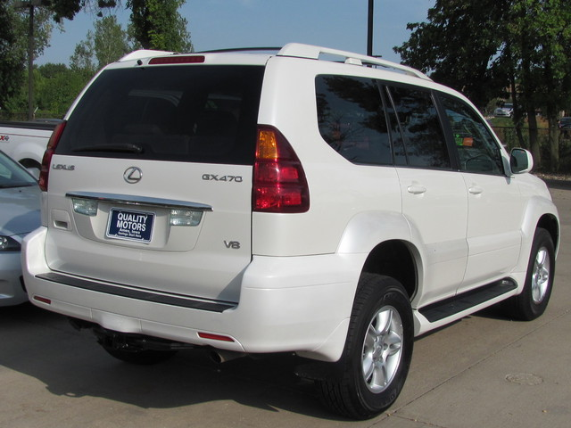 2004 lexus gx 470 for sale in ames ia 4635. Black Bedroom Furniture Sets. Home Design Ideas