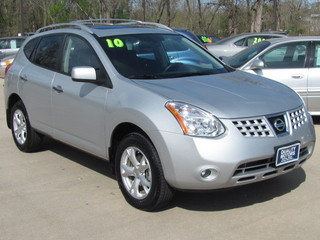 2010 nissan rogue for sale in ames ia 4533. Black Bedroom Furniture Sets. Home Design Ideas