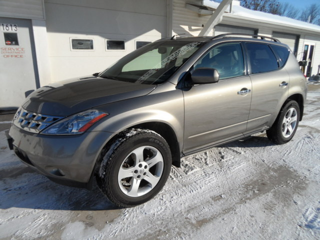 2004 nissan murano for sale in center point ia 3809. Black Bedroom Furniture Sets. Home Design Ideas
