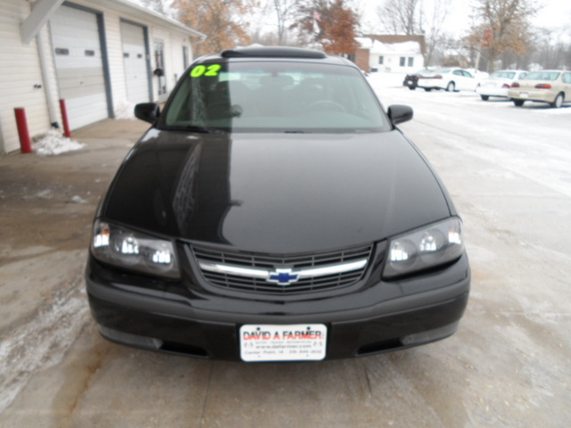 2002 Chevrolet Impala For Sale In Center Point Ia 3811