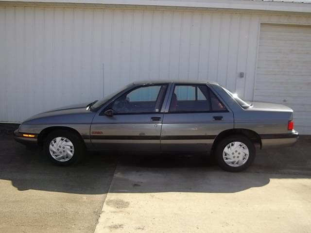 1990 Chevrolet Corsica - Information and photos - MOMENTcar
