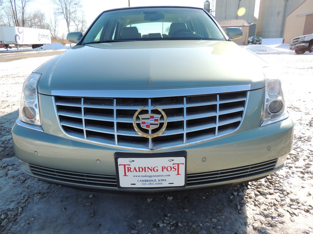 2007 Cadillac Dts For Sale In Cambridge Ia