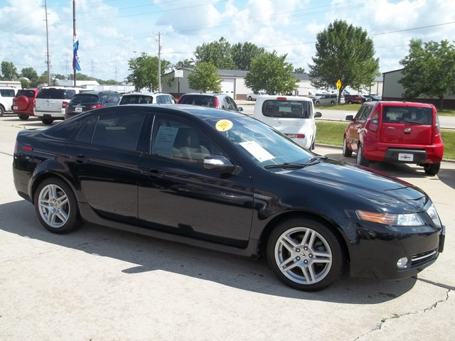 2008 acura tl for sale in johnston ia 013303. Black Bedroom Furniture Sets. Home Design Ideas