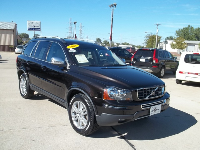 2008 volvo xc90 for sale in johnston ia 15a. Black Bedroom Furniture Sets. Home Design Ideas