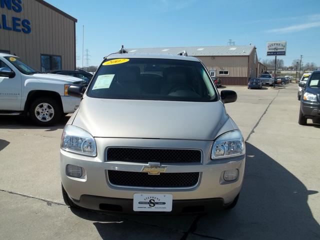Used Tires Des Moines >> 2007 Chevrolet Uplander for sale in Johnston,IA - 19C