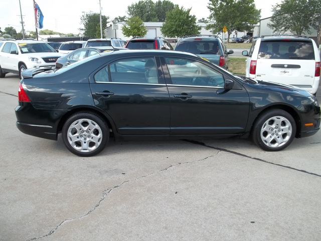 2010 Ford Fusion For Sale In Johnston Ia 357369