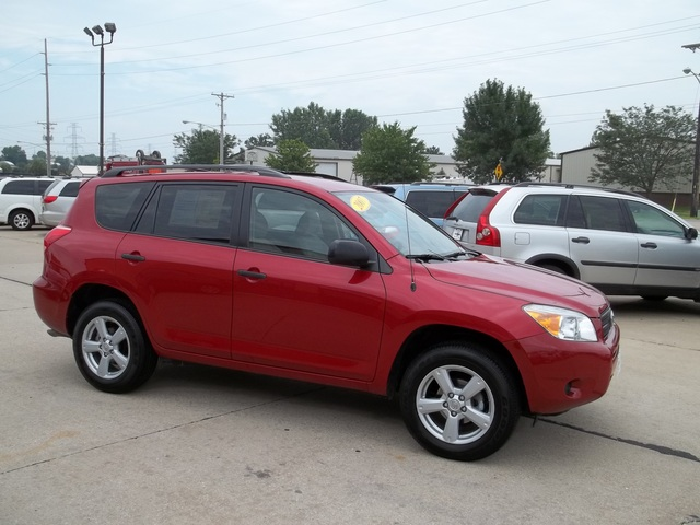 Used Tires Des Moines >> 2007 Toyota Rav4 for sale in Johnston,IA - 28