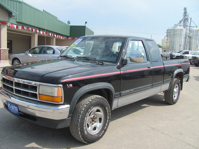 1995 dodge dakota for sale in manchester ia s196675. Black Bedroom Furniture Sets. Home Design Ideas