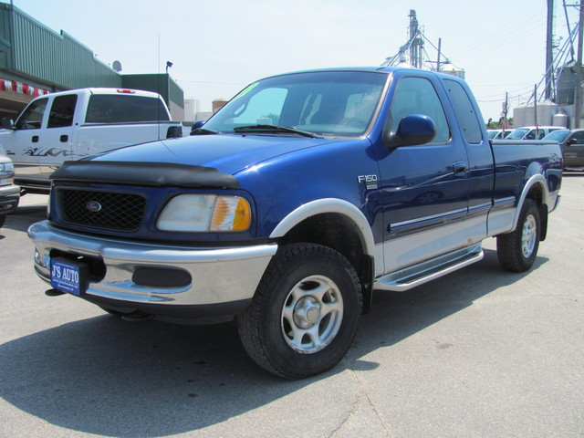 1998 ford f 150 for sale in manchester ia wkb52433 for 1998 ford f150 motor for sale