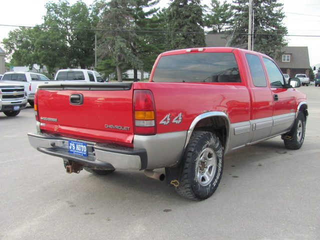 2002 Chevrolet K1500 For Sale In Manchester Ia 2z157352