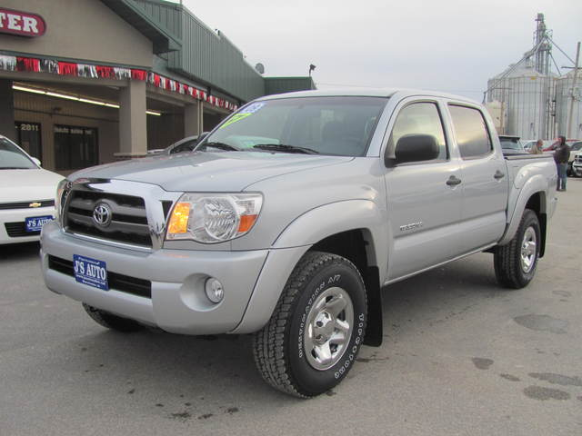 2009 toyota tacoma for sale in manchester ia 9m033211. Black Bedroom Furniture Sets. Home Design Ideas