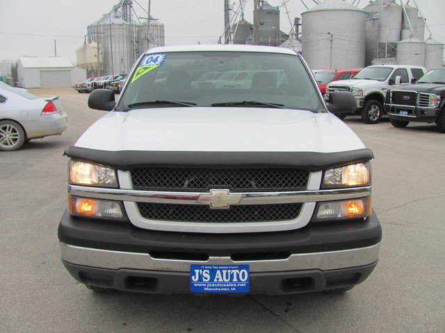 2004 Chevrolet K1500 For Sale In Manchester Ia 4z237452