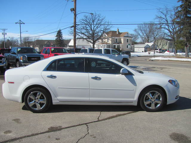 2012 chevrolet malibu for sale in manchester ia cf277890. Black Bedroom Furniture Sets. Home Design Ideas