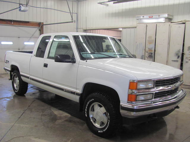 1998 Chevrolet K1500 For Sale In Manchester Ia W1102469