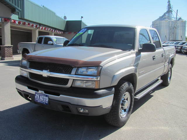 2003 Chevrolet K1500 For Sale In Manchester Ia 3f193248