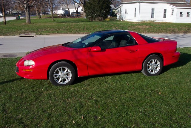 2001 chevrolet camaro for sale in winterset ia. Black Bedroom Furniture Sets. Home Design Ideas