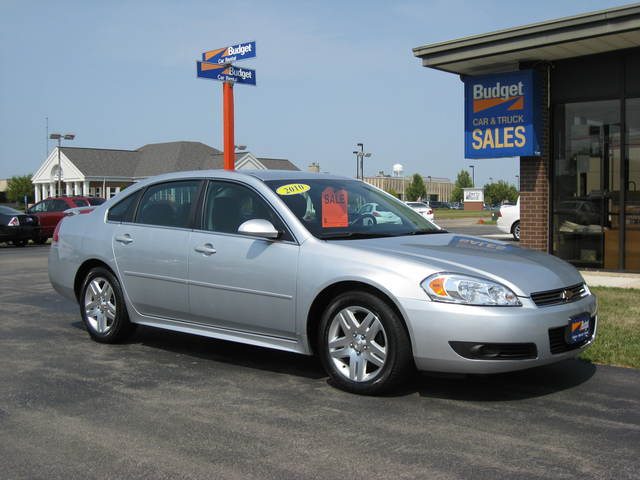 2010 chevrolet impala for sale in cedar rapids ia 10757003. Cars Review. Best American Auto & Cars Review