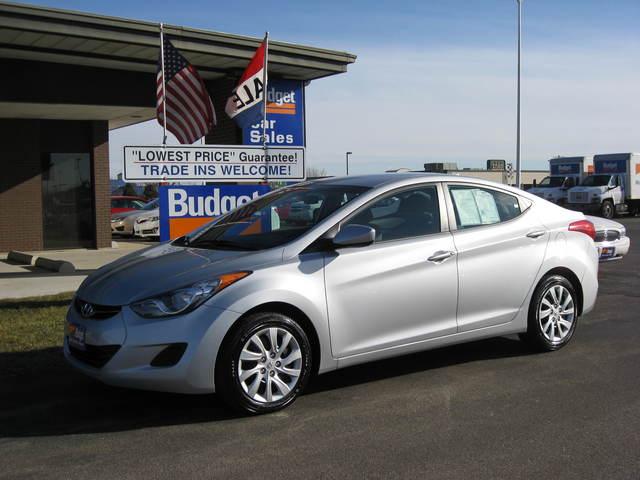 2011 Hyundai Elantra For Sale In Cedar Rapids Ia 10757493