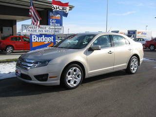 2010 ford fusion for sale in cedar rapids ia 10757773. Black Bedroom Furniture Sets. Home Design Ideas