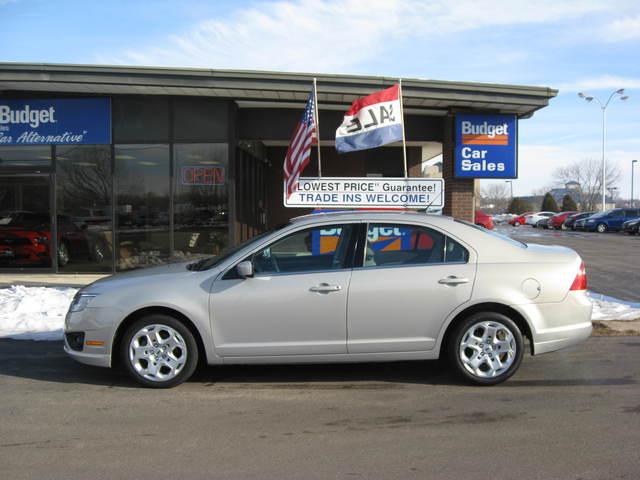 2010 ford fusion for sale in cedar rapids ia 10757773