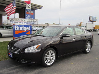 2011 nissan maxima for sale in cedar rapids ia 10757913. Black Bedroom Furniture Sets. Home Design Ideas