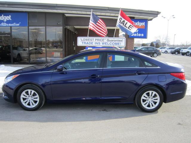 2012 Hyundai Sonata For Sale In Cedar Rapids Ia 11979682