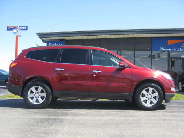 2010 chevrolet traverse for sale in cedar rapids ia 10701213. Black Bedroom Furniture Sets. Home Design Ideas