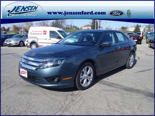 2012 ford fusion for sale in marshalltown ia 1383b. Black Bedroom Furniture Sets. Home Design Ideas