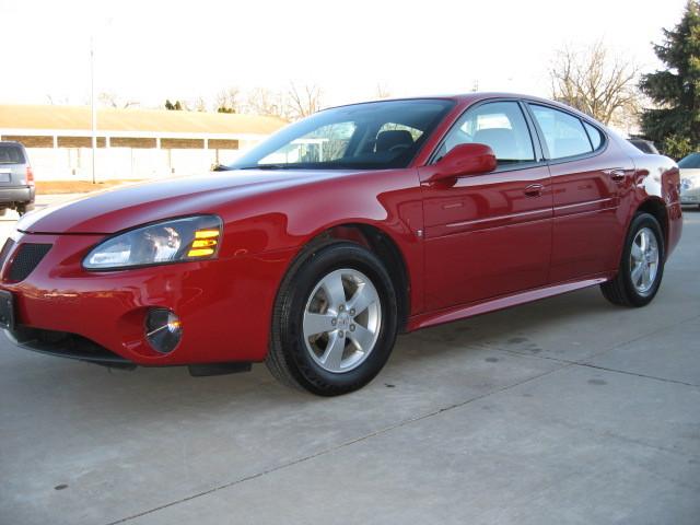2008 Pontiac Grand Prix For Sale In Jefferson Ia