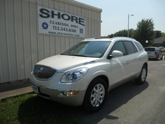2012 buick enclave for sale in clarinda ia c206. Black Bedroom Furniture Sets. Home Design Ideas
