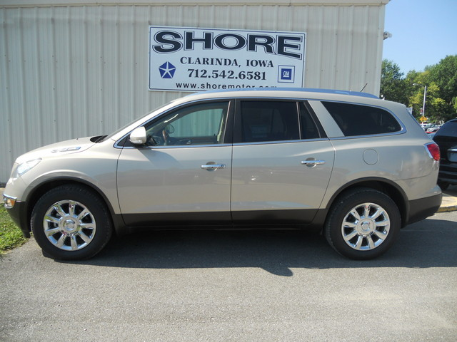 2012 buick enclave for sale in clarinda ia c211. Black Bedroom Furniture Sets. Home Design Ideas