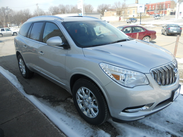 2013 buick enclave for sale in clarinda ia d121. Black Bedroom Furniture Sets. Home Design Ideas