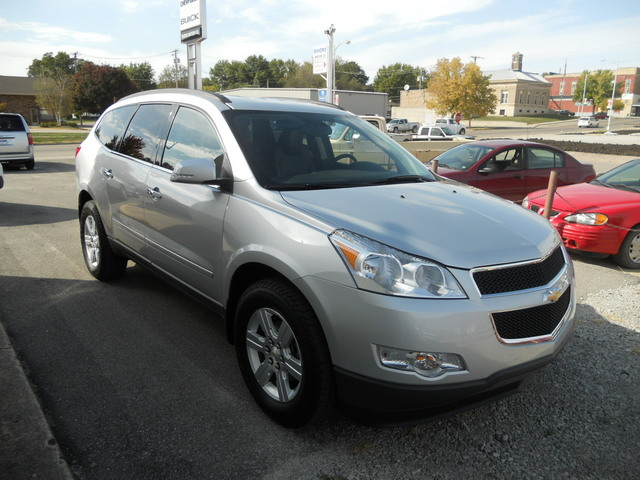 2012 chevrolet traverse for sale in clarinda ia cc21. Black Bedroom Furniture Sets. Home Design Ideas