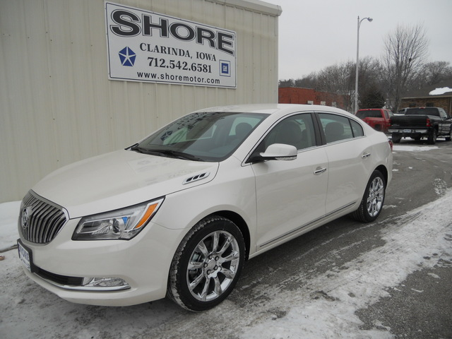 2014 Buick Lacrosse For Sale In Clarinda Ia E89