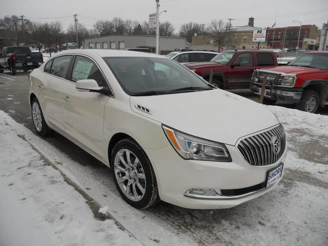 2014 buick lacrosse for sale in clarinda ia e89. Black Bedroom Furniture Sets. Home Design Ideas