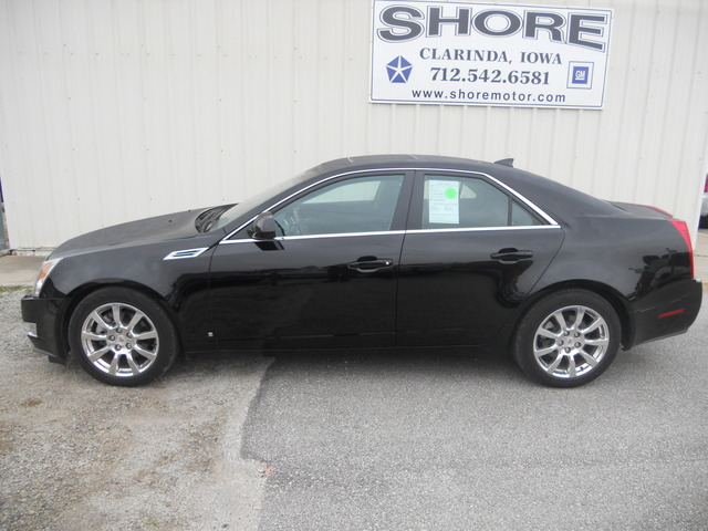 2009 Cadillac Cts For Sale In Clarinda Ia E39a1
