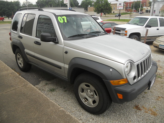 2007 jeep liberty for sale in clarinda ia dc05a. Black Bedroom Furniture Sets. Home Design Ideas